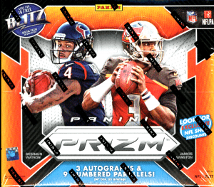 2017 Prizm Football Hobby Box
