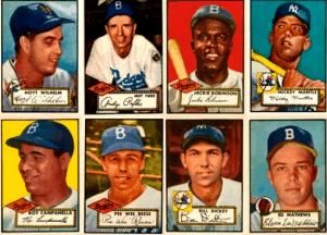 1952 Topps Baseball Best Cards