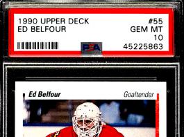Ed Belfour Rookie Cards