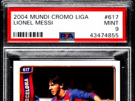 Best Lionel Messi Rookie Cards