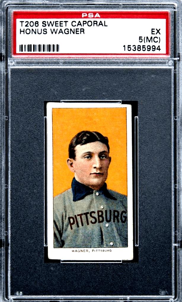 T206 Baseball Card Values
