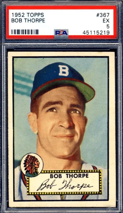 1952 Topps Baseball Cards buyers guide