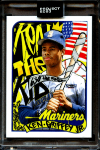 Ken Griffey Jr. Baseball Cards
