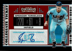 Spencer Torkelson rookie cards