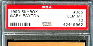 Gary Payton rookie card checklist