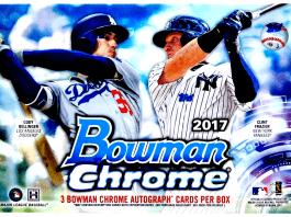 2017 Bowman Chrome review