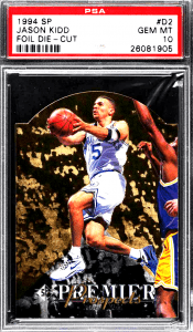 Jason Kidd Rookie Card Value