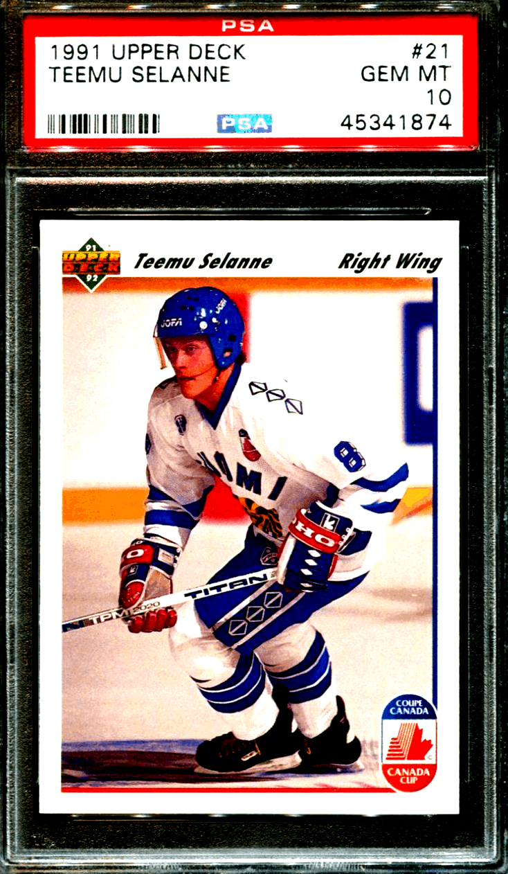 Best Time To Sell Hockey Cards