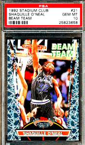 value of basketball cards from the 1990s