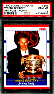 Most Expensive Hockey Cards From The 1990s