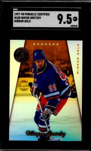 Wayne Gretzky Pinnacle Certified #100