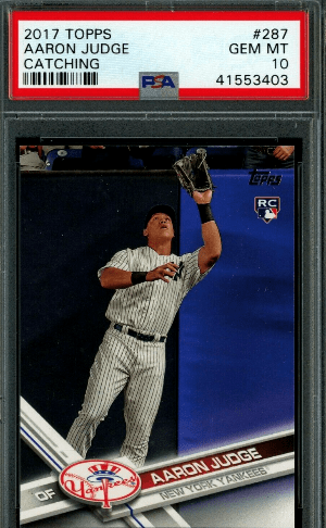 hot 10 gold card auctions