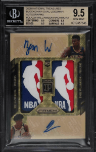 2020 Most Expensive Basketball Cards
