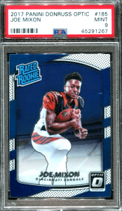 joe mixon rookie card