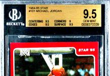 Most Valuable Michael Jordan Cards