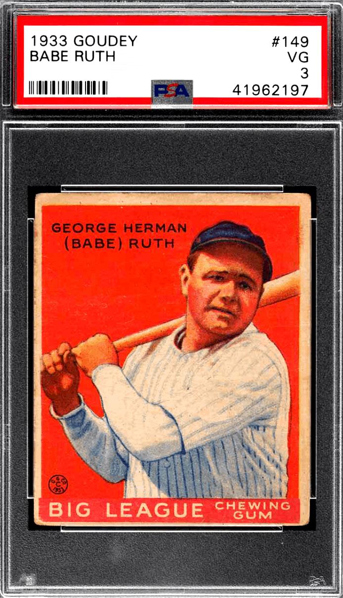 1933goudeybaseballcards