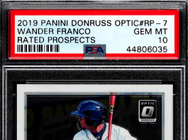 wander franco rookie cards