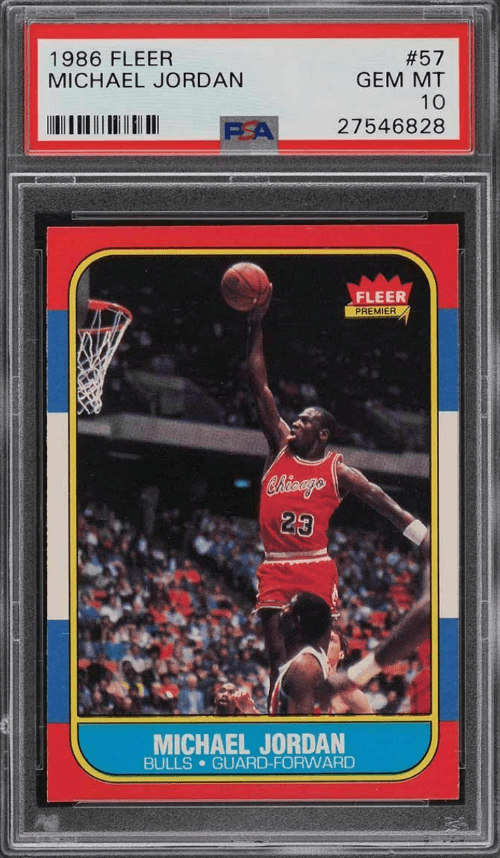 Best Basketball Cards Of All-Time