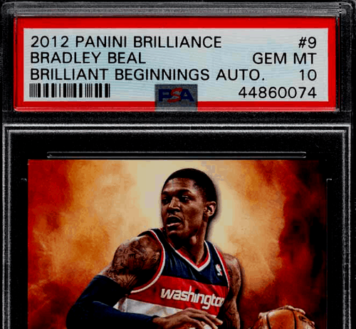 best Bradley Beal rookie cards