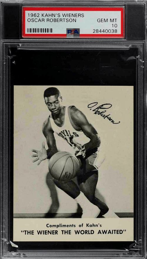 1960s valuable basketball cards
