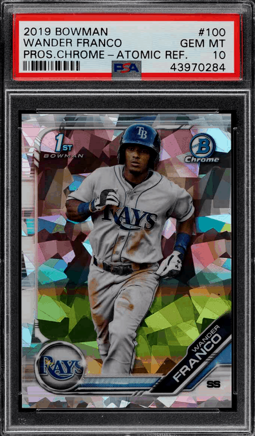 Best Baseball Cards from 2019