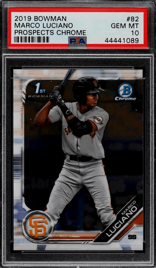 best 2019 baseball cards to collect