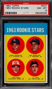 pete rose baseball card