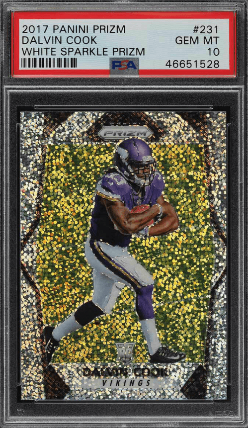 Dalvin Cook Rookie Cards