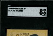 best Joe DiMaggio baseball card