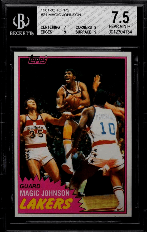Most Valuable Basketball Cards from the 1980s