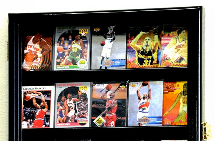 best Baseball Card Display Cases on amazon