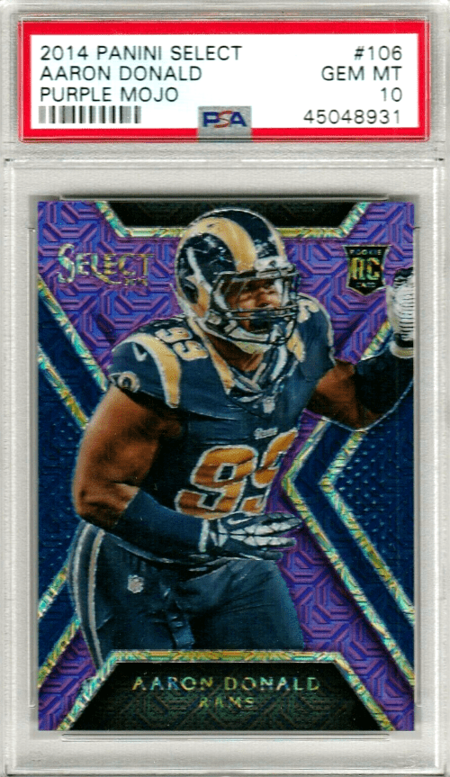Aaron Donald Rookie Card Value