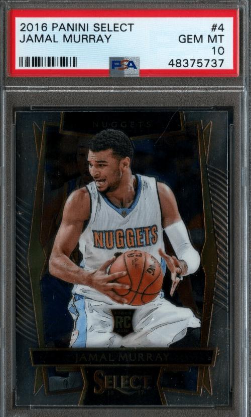 Jamal Murray Rookie Cards