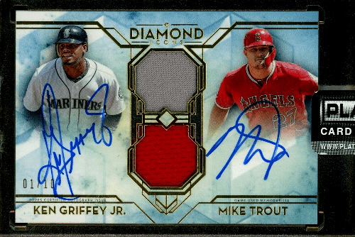 2020 Topps Diamond Icons Mike Trout