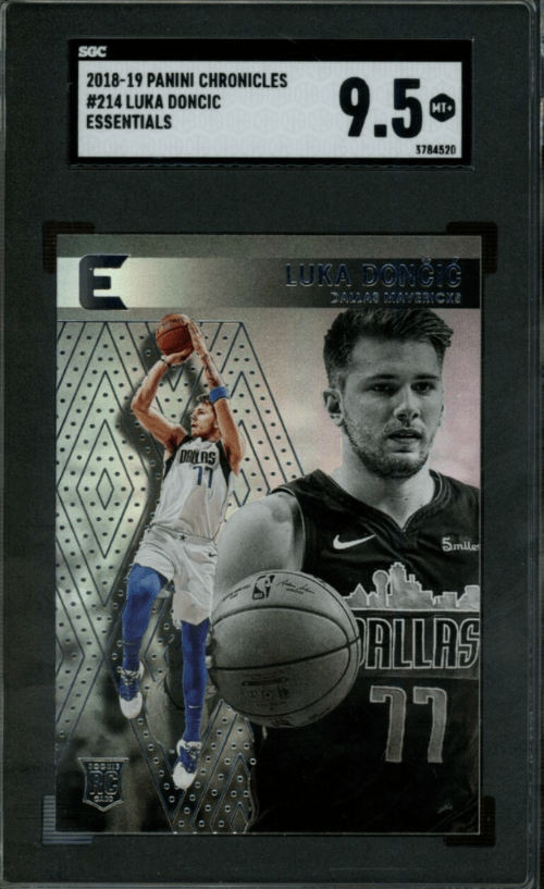 best Luka Doncic Basketball Cards