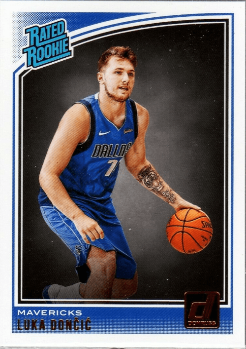 Top Luka Doncic Basketball Cards Under $100