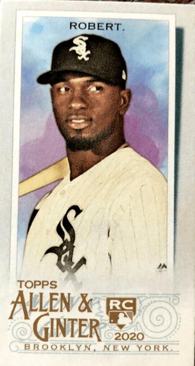 2020 Topps Allen & Ginter Baseball cards for sale