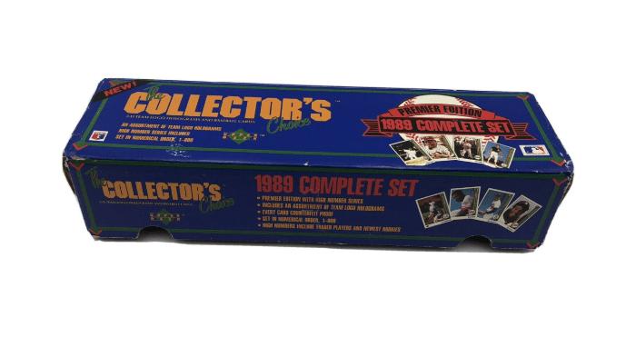 1989 Upper Deck Complete Set