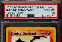 Charizard Pokemon Card worth