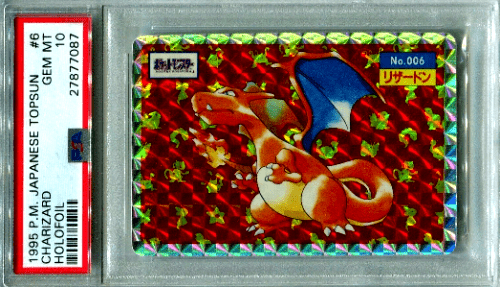 Charizard Pokemon Card Worth