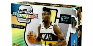 2019 panini contenders optic basketball cards