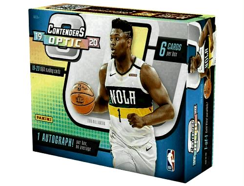 2019paninicontendersopticbasketballcardhobbybox