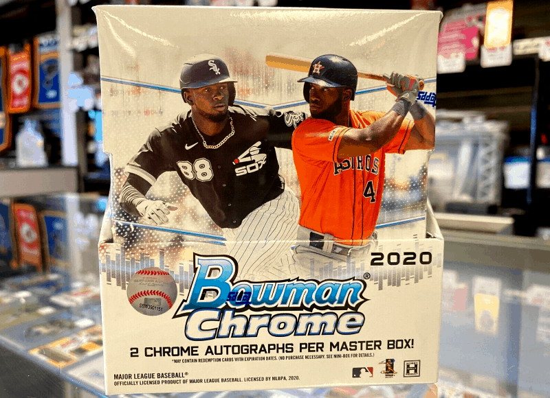 2020 Bowman Chrome Baseball