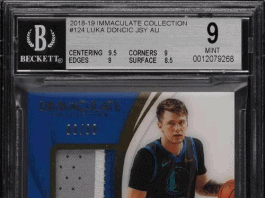 7 most valuabe Luka Doncic cards