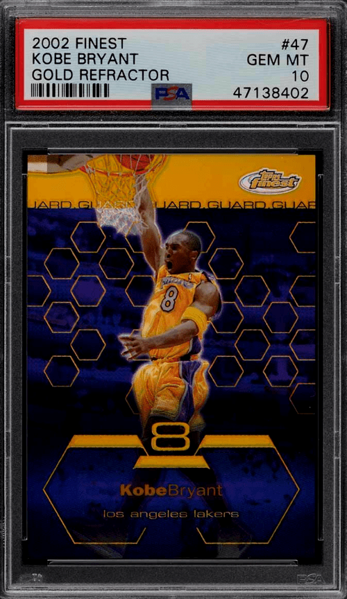 7 Most Valuable Kobe Bryant Cards
