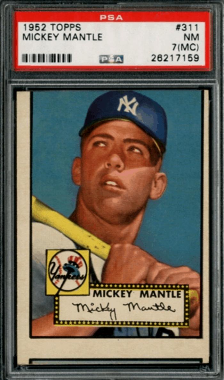 best topps baseball cards