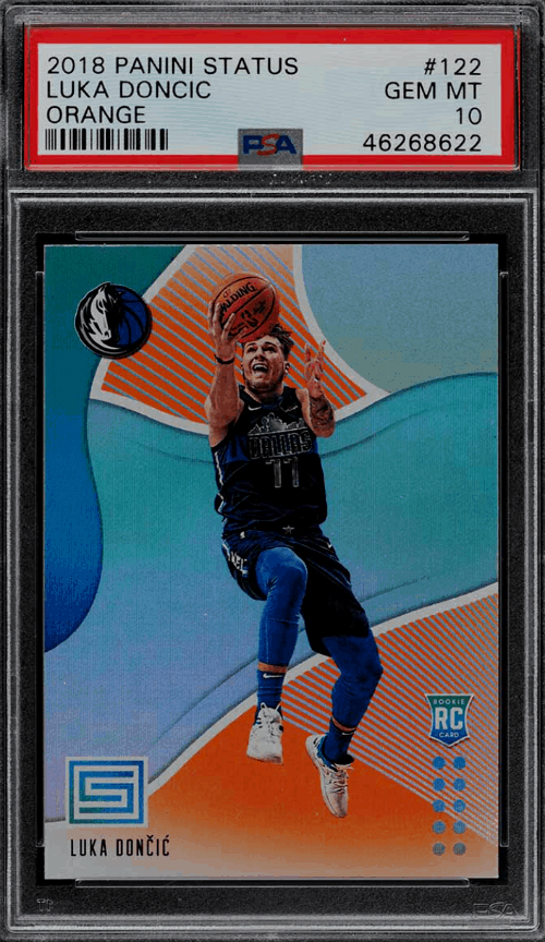 Cheap Luka Doncic Rookie Cards
