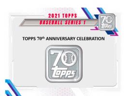 2021 topps series 1 baseball