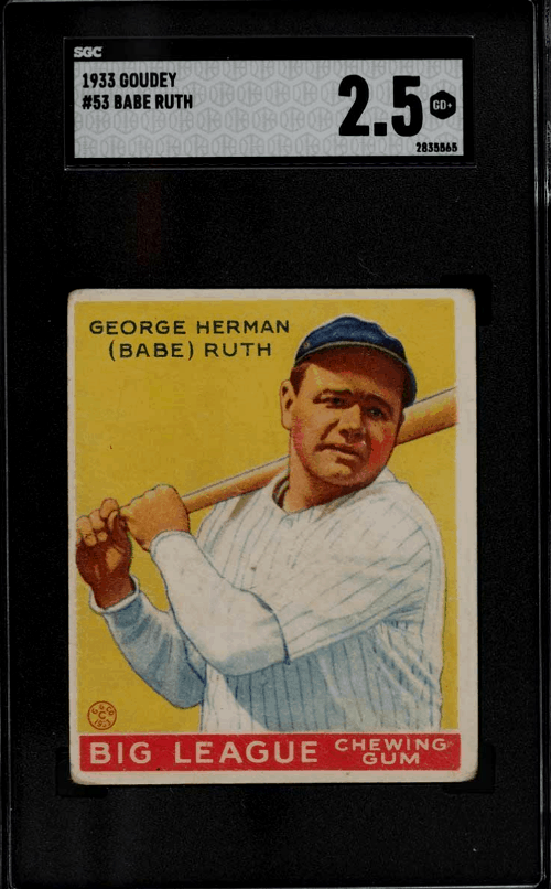 best looking sports cards