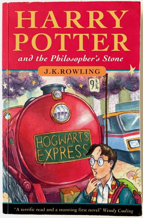 Harry Potter Book Set 1st edition